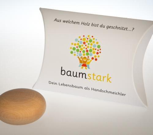 Baumstark Handschmeichler Haselnuss