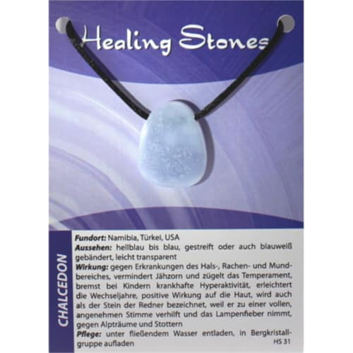 Healing Stones Chalcedon
