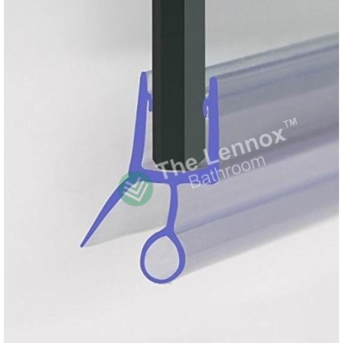 Shower Door Seal Bottom Strip 6 10mm Glass