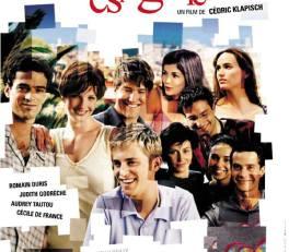 affiche film auberge espagnole
