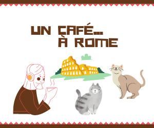 un café à rome
