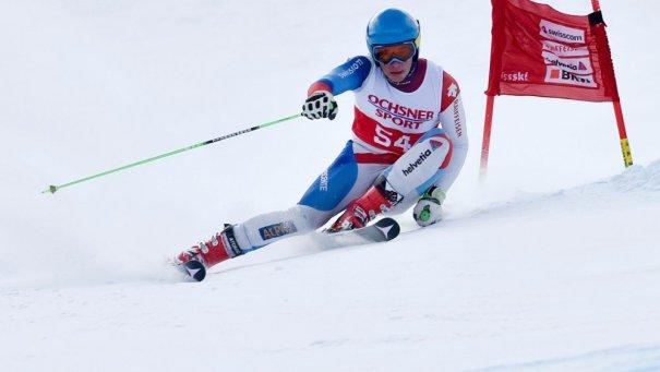 Arnaud Boisset s'est classé au sixième rang du super-G hier  à Veysonnaz. Il espère faire mieux aujourd'hui en géant.
