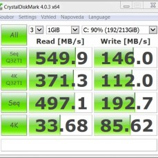 L450 crystaldisk