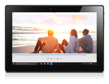 Lenovo ideapad MIIX 310 2-in-1 tablet