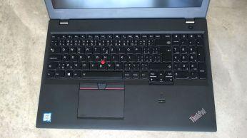 Klávesnice ThinkPad P50s