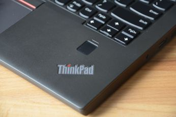ThinkPad X270 fingerprint
