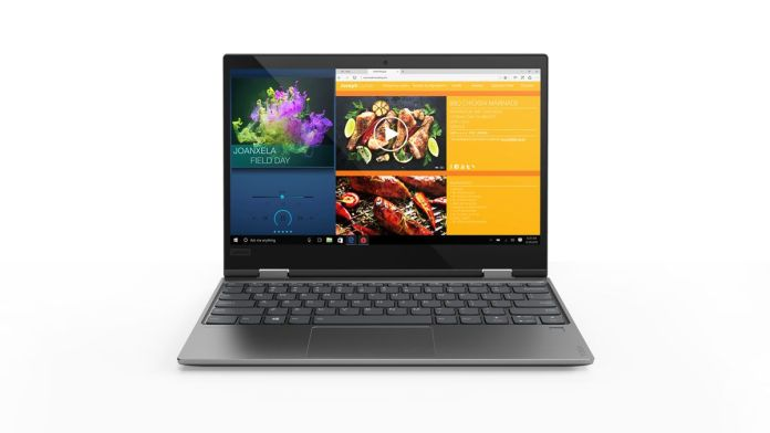 Ultra-portable 12-inch Yoga 720