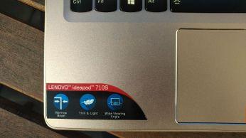 Lenovo IdeaPad 710S samolepka