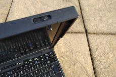 IBM ThinkPad A21e reinforced lid