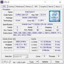 CPU-Z: CPU