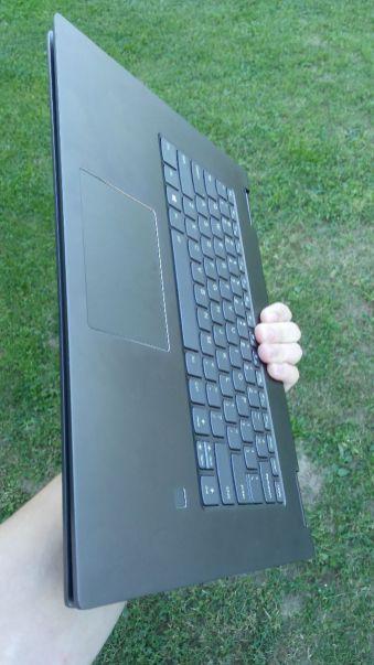 V režimu tablet se automaticky deaktivuje klávesnice