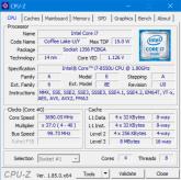 X1 Carbon 6thGen CPU-Z