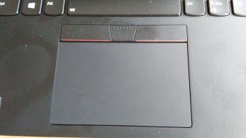 Luxusní skleněný touchpad