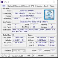E580 - cpuz procesor