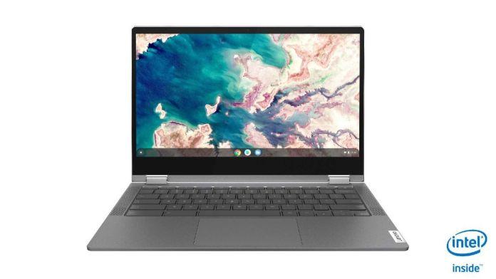 Lenovo-IdeaPad-Flex-5-Chromebook 13Inch Facing Graphite Grey