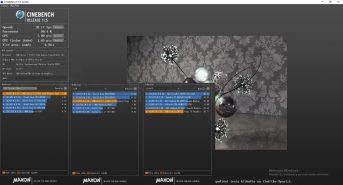 Cinebench R11,5 (IdeaPad S340-14IKB).