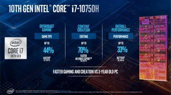 Intel CometLakeH i7-like3yoPC