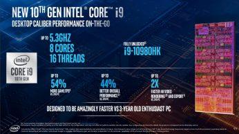 Intel CometLakeH like3yoPC