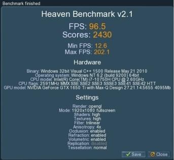 ThinkPadX1ext3 Heaven-1