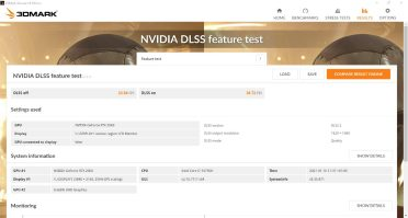 dlss feature test