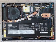 ThinkPad X1 Nano foto 01 uvnitr