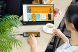 Lenovo-L15-Mobile-Monitor with-Moto Entertainment