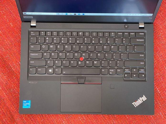 Lenovo ThinkPad T14 Gen2 foto 02