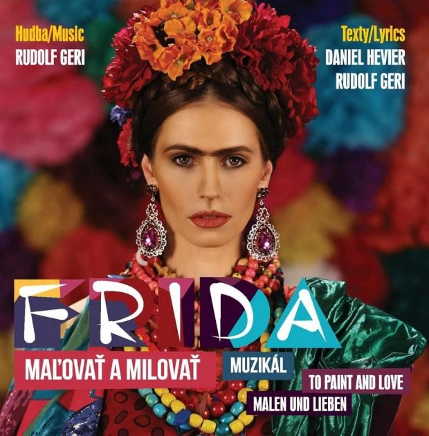 Nahrávka slovenského muzikálu Frida