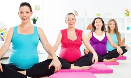 Cvičenie pre tehotné