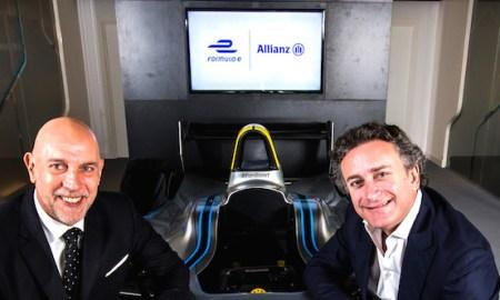 Allianz je oficiálnym partnerom Formuly E