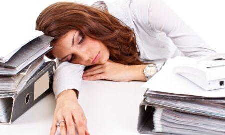 jarná únava