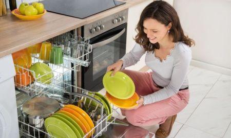 automatické umývanie riadu