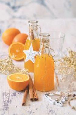 Pomarančový sirup