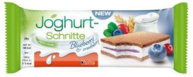 Nový Joghurt Schnitte
