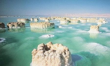 Slaný div sveta – unikátne Mŕtve more