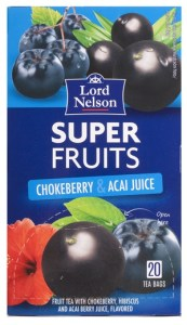 Lord Nelson Super Fruits Chokeberry & Acai Juice.