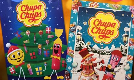Adventne kalendare Chupa Chups - súťaže