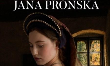 Novinka Jany Pronskej Čierna vdova