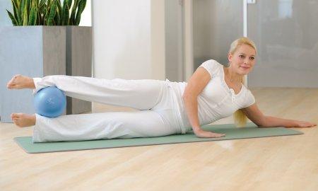 cvičenie Pilates