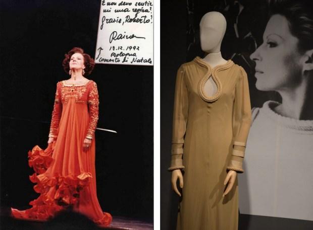 roberto capucci - fashion