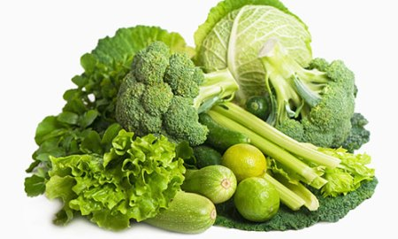 Listová zelenina ajej výhody