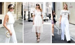 Biela farba je farba čistoty a elegancie