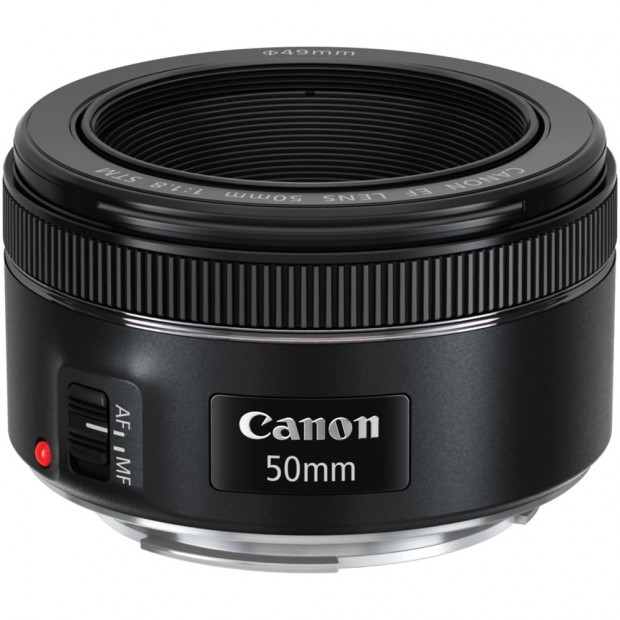 Hot Deal: Canon EF 50mm F1.8 STM for $99