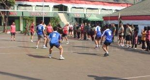 Tim Volly Pantai Makodim 0507 Bekasi 2 Juarai Piala Dandim 0507 Bekasi Cup