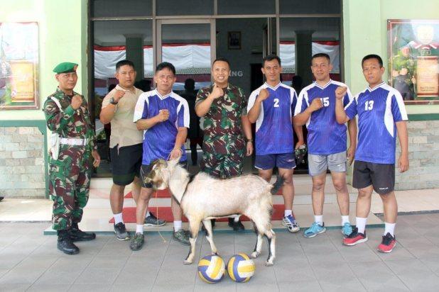 LensaHukum.co.id - IMG 20190830 WA0078 - Tim Volly Pantai Makodim 0507 Bekasi 2 Juarai Piala Dandim 0507 Bekasi Cup