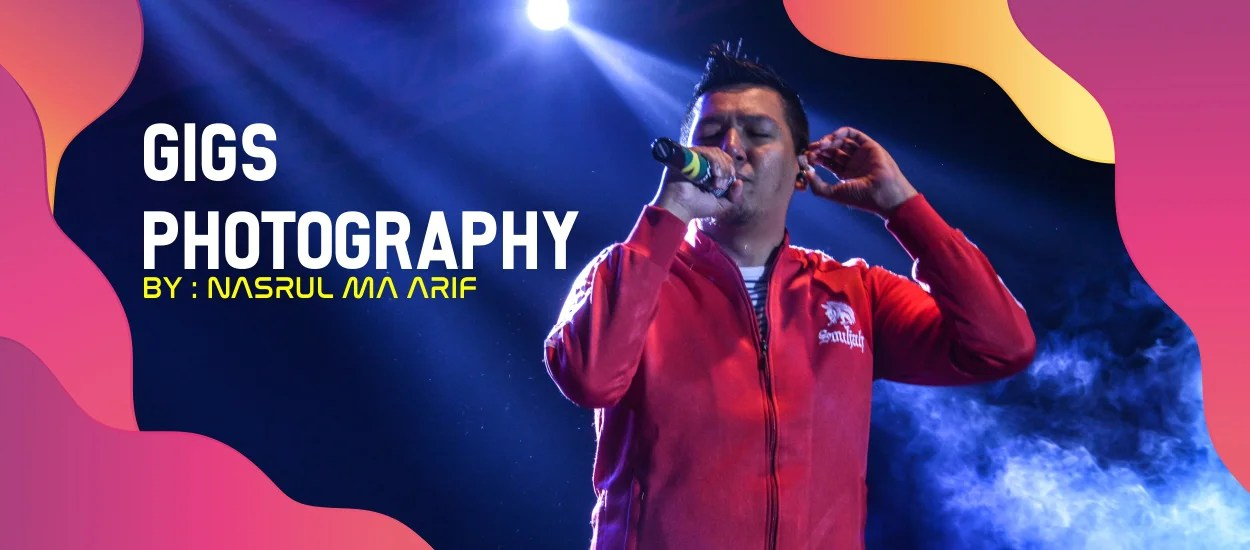 Gigs photography