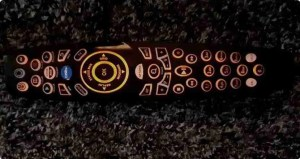 DSTV A7 Remote Features Backlight that illuminates the buttons once the remote is held