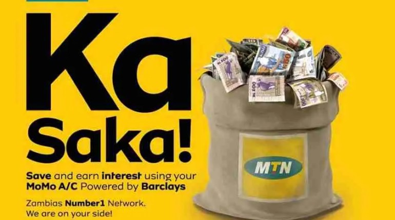 MTN Mobile Money Kasaka Savings