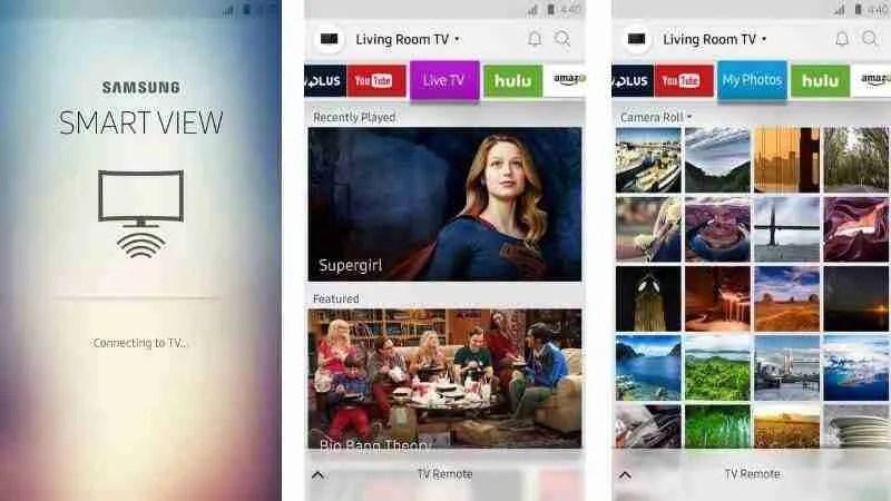 Samsung Smart View App