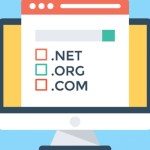 domain names give features to the internet communication